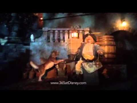 Pirates of the Caribbean Ride Along (After Refurb!)