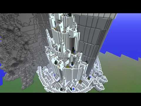 Map Minas Tirith   Money For Nothing - MCYS