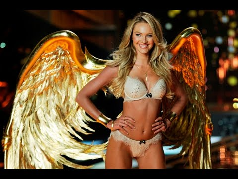 Victoria's secret fashion show 2014 London opening (Gilded Angels) Full HD