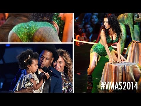 2014 VMA Best (And Worst) Moments