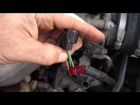 Part one of gforce perf chip install saturn vue 06