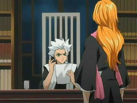 Bleach- Hey Rangiku!