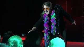 Elton John - Crocodile Rock - Comedy Elton John Impersonator