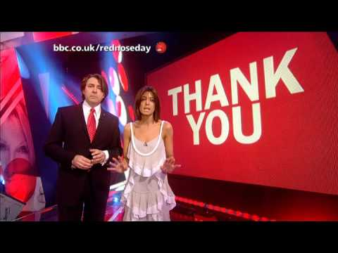 Red Nose Day: Jonathan Ross & Claudia Winkleman say