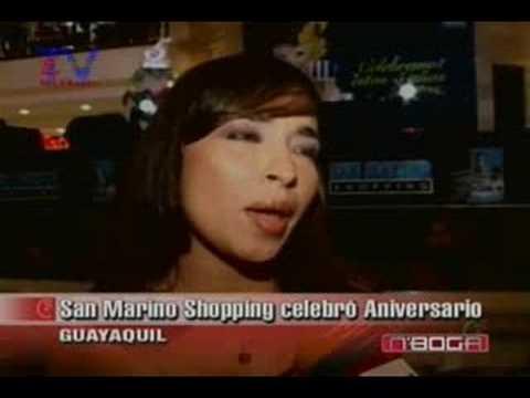 San Marino Shoopping celebró aniversario