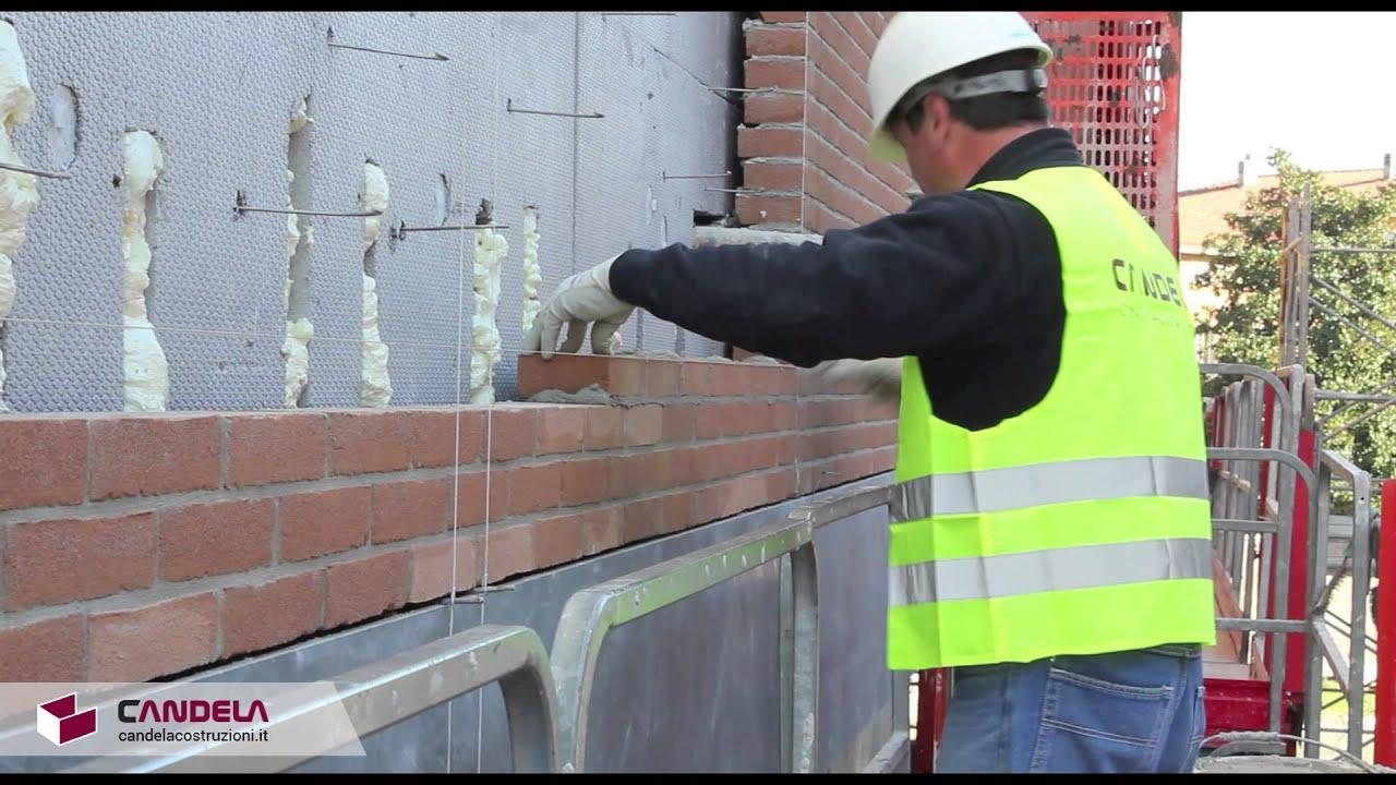 max ricas mattoni tipo pietra : Posa di mattoni faccia a vista: facciate ventilate in muratura ...
