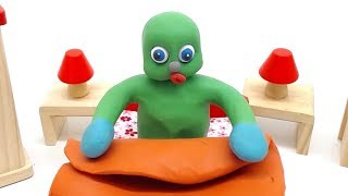 Baby Video Stop Motions - Babyplaytime Compilation - Play Doh Baby Cartoons