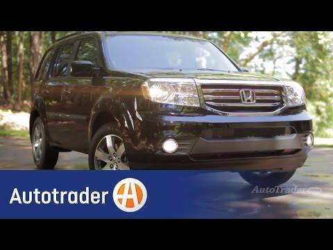 2015 Honda Pilot | New Car Review | AutoTrader