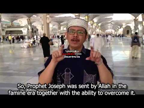 Agus Mustofa - The Miracles of Prophet Muhammad