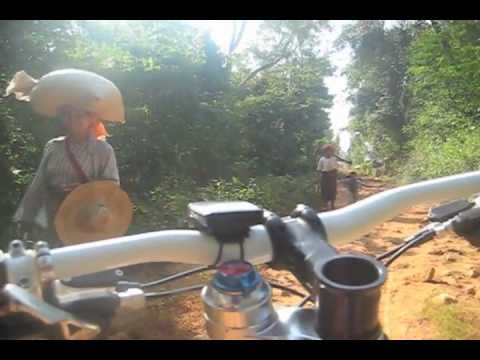 Burma / Myanmar Mountain bike Tour / Cannondale Rize ...