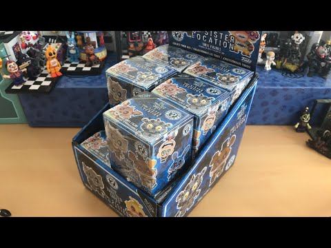 Opening A Full Box of Twisted Ones Mystery Minis LIVE