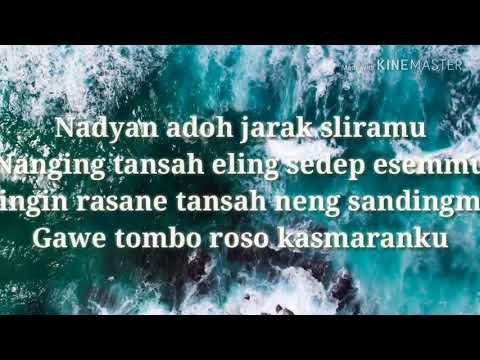 LIRIK KONCO RINDU-JIHAN AUDY