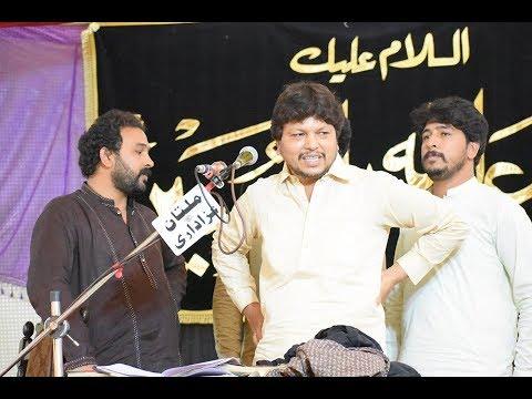 Zakir Qammar Akbar Anjum I Majlis 22 Ramzan 2019 I Qasiday And Masaib I