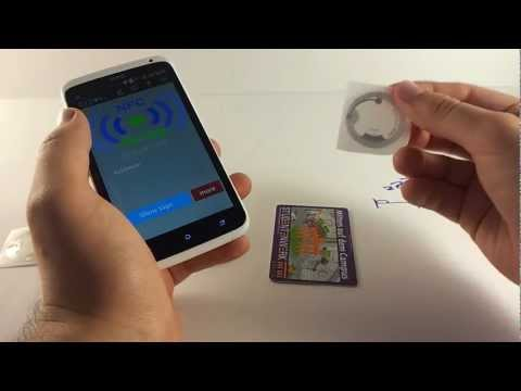 Tutorial: NFC Tags mit Android programmieren (Apps & Anleitung)