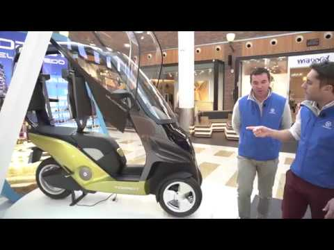 10 AWESOME ELECTRIC VEHICLES NOT CREATED BY ELON MUSK 2018