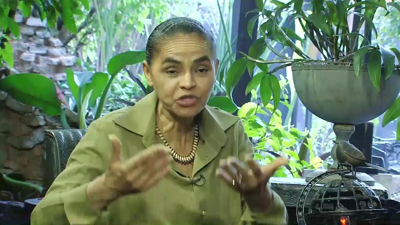 Segurança Pública: Rafael Portugal pergunta a Marina Silva sobre a segurança no estado do Rio!
