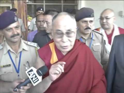 Dalai Lama returns to India after medical check-up in U.S.