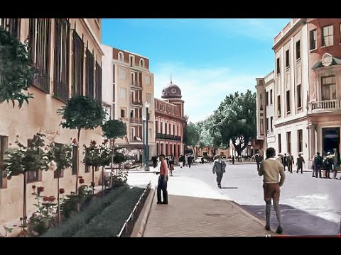 Fotos antiguas de Ciudad Real en video 2017