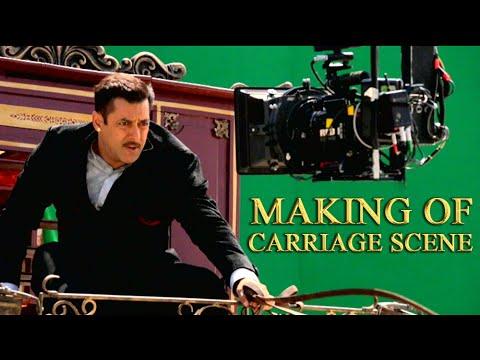 Prem Ratan Dhan Payo | The Making of Carriage Scene | Salman Khan & Sooraj Barjatya
