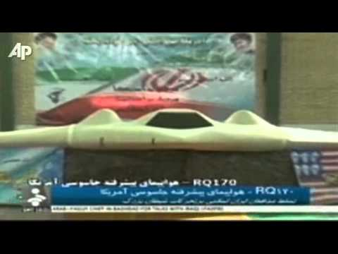 Raw Video: Iranian TV Shows Alleged U.S. Drone