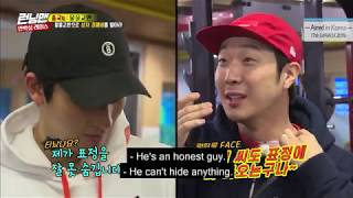 """(HOT CLIP) """"RUNNINGMAN"""" met Chang-seok and laughed like crazy."""