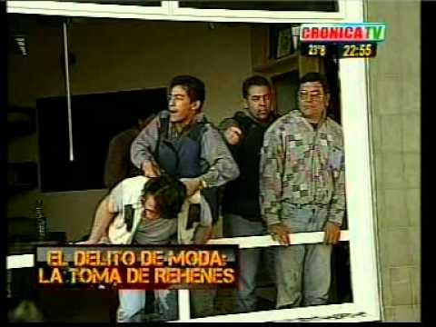 TOMA DE REHENES!........ EL G.E.O.F. PONE ORDEN!