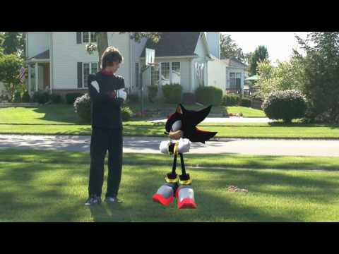 Sonic The Hedgehog- The Live Action Film (sonic Video Contest Submission) video