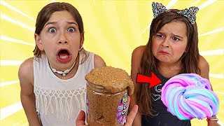 TURN THIS SLIME INTO THIS SLIME CHALLENGE!   JKreww