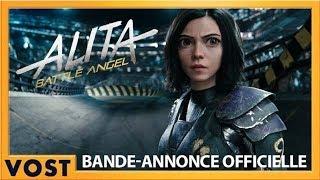 Alita : Battle Angel - Bande-annonce 5 VOST