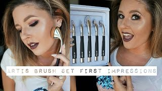 download lagu $210 Makeup Brushes? Artis Brushes First Impressions & Demo gratis