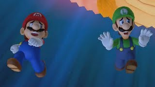 Mario Party 10 - Bowser Party - Mushroom Park (Team Mario - Master CPU)