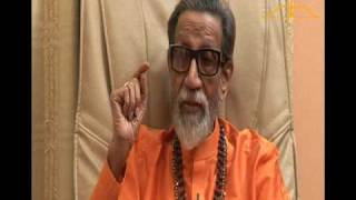 Bala Saheb Interview at Matoshri 01