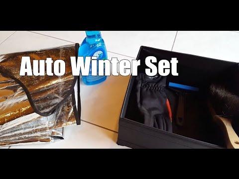 Auto Winter Set - Das Braucht Ihr Im Winter Im Auto