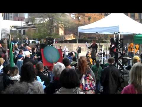 November 3rd Anti-Gas Industry Protest in Downtown Pittsburgh