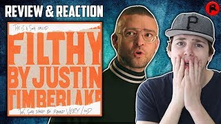 Download Lagu Justin Timberlake - FILTHY | Song Review Gratis STAFABAND