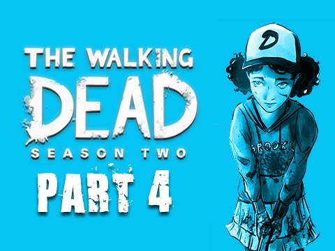 The Walking Dead Season 2 Gameplay Walkthrough - Part 4 Episode 2 Old Friend