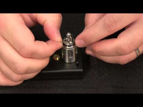 Rebuildable Genesis Atomizer Tutorial