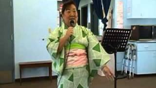 Amy Katsumoto Misora Hibari Medley 勝本エイミ 美空ひばりメドレ