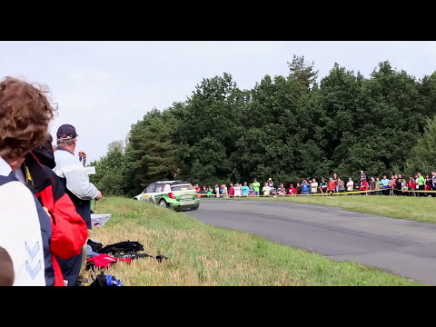 IRC BARUM RALLY 2012 with pure engine sounds (HD)