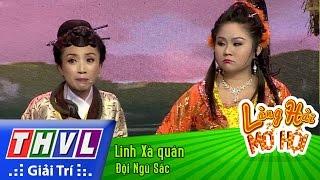THVL | Làng hài mở hội - Tập 12: Linh xà quán - Đội Ngũ sắc