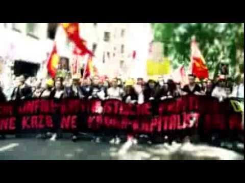 DIDF Jugend - Gerechtigkeit für Soma! Protest gegen Erdogan! - 24.Mai.2014