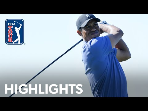 Tiger Woods shoots 3-under 69 | Round 1 | Farmers 2020