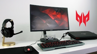The Ultimate Laptop Setup - ft. Acer Predator 15