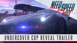 Rivals - Need for Speed Rivals Trailer - Undercover Cop Reveal (Gamescom Official 2013)
