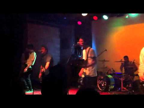 Man Overboard - Driveway live at The Globe (Brisbane, Australia) 03/09/2011