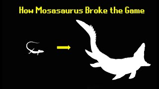 How Mosasaurus Broke The Game