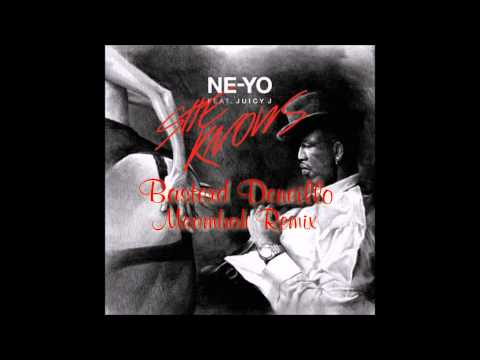 Ne-Yo Ft. Juicy J-She Knows (Basterd Deneillo Moombahton remix)