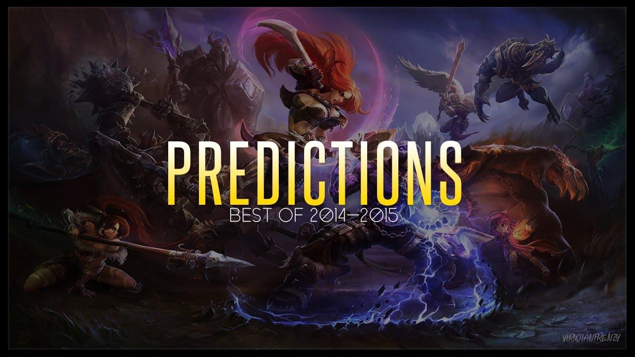 Predictions Montage | Best Predictions 2014-2015 (League of Legends)