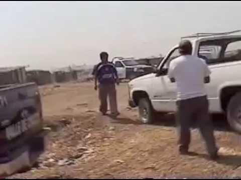 Empleados Del Gobierno De Valle De Chalco Agreden A Colonos