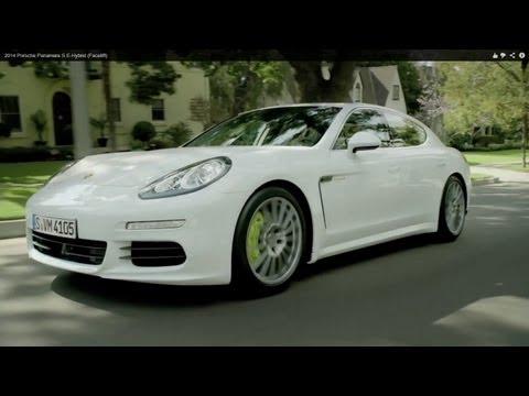 2014 Porsche Panamera S E-Hybrid (Facelift)
